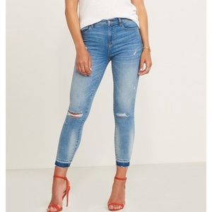 Dynamite Denim Distressed Jeans